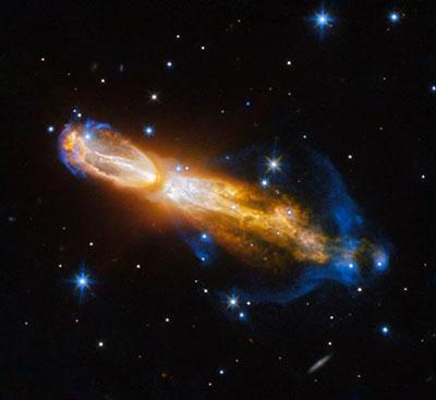 Rotten Egg Nebula Star Death