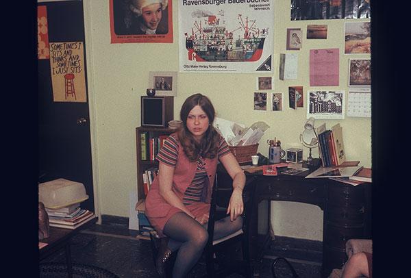 Kerrie, attending Allegheny College